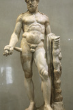 Statue of Heracles, 2nd Century Photographic Print