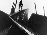 Scene from 'The Cabinet of Dr Caligari, 1920 Photographic Print by Robert Wiene