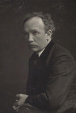 Richard Strauss, German Composer, Late 19th or Early 20th Century Photographic Print by Albert Meyer