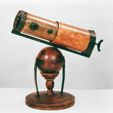 Isaac Newton's Reflecting Telescope, 1668 Photographic Print by Sir Isaac Newton