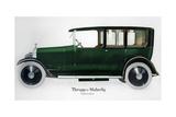 Rolls-Royce Limousine, C1910-1929 Giclee Print