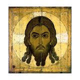 Holy Mandylion (The Vernicl), 1130-1200 Giclee Print