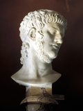 Marble Bust of Nero, Roman, C54 Photographic Print by  nero