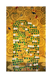 The Stoclet Frieze, Detail: Tree of Life, 1905-1909 Giclee Print by Gustav Klimt