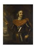 Maarten Harpertszoon Tromp (1597-165), Dutch Admiral, 1653 Giclee Print by Jan Lievens