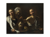 Salome Receives the Head of John the Baptist, C. 1608-1610 Giclee Print by  Caravaggio