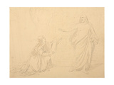 Noli Me Tangere, 1835 Giclee Print by Alexander Andreyevich Ivanov