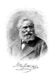 Max Von Pettenkofer (1818-190), German Chemist and Physician Giclee Print