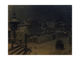 The Boyars' Mansions Sleeping, 1918 Giclee Print by Appolinari Mikhaylovich Vasnetsov