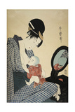 Mother and Child, 1797 Giclee Print by Kitagawa Utamaro