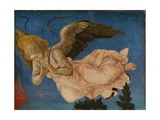 Angel (Panel of the Pistoia Santa Trinità Altarpiec), 1455-1460 Giclee Print by Francesco Di Stefano Pesellino