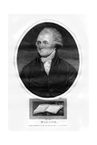 Edmund Malone, Irish Shakespearean Scholar Giclee Print