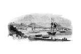View of Macao, 1847 Giclee Print by  Giles