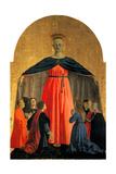 Madonna Della Misericordia (Madonna of Merc), Ca 1460 Giclée-tryk af Piero della Francesca,
