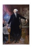 Portrait of George Washington Giclee Print