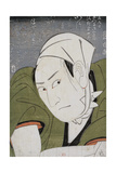 Sawamura Sojuro III as Satsuma Gengobei, 1798 Giclee Print by Utagawa Toyokuni