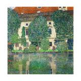 Schloss Kammer on Lake Attersee III, 1910 Impressão giclée por Gustav Klimt