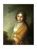 Portrait of Countess Natalia Ivanovna Kurakina, 1795 Giclee Print by Vladimir Lukich Borovikovsky