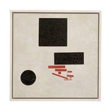Suprematist Compositionsuprematist Composition, 1915 Giclee Print by Kasimir Severinovich Malevich