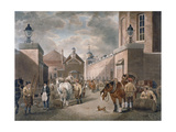 The Anchor Brewery, Mile End Road, Stepney, London, C1820 Giclee Print by Dean Wolstenholme