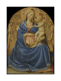 The Virgin of Humility (Madonna Dell' Umilit), C. 1440 Wydruk giclee autor Fra Angelico