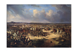 The Battle of Paris on March 17, 1814, 1834 Giclee Print by Gottfried Willewalde