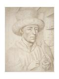 The Falconer Giclee Print by Petrus Christus