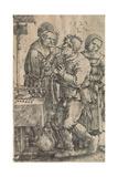 Dentist, 1523 Giclee Print by Lucas van Leyden