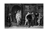 The Favourite, 1882 Giclee Print by John Seymour Lucas