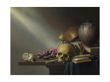 An Allegory of the Vanities of Human Life, C. 1640 Giclee Print by Harmen Steenwijck