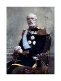 King Oscar II of Sweden, Late 19th-Early 20th Century Giclee Print