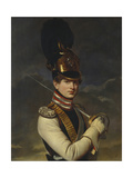 Portrait of Count Nikita Petrovich Trubetskoy (1804-188), 1826 Giclee Print by Orest Adamovich Kiprensky