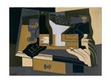 Coffee Grinder, 1920 Giclee Print by Juan Gris