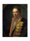 Portrait of a Hetman (Ivan Mazepa), 1720S Giclee Print by Ivan Nikitich Nikitin
