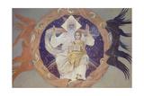 The Holy Trinity (Otechestv), 1907 Giclee Print by Viktor Mikhaylovich Vasnetsov