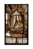 The Story of Psyche (Stained Glass Windo), 1441-1444 Giclee Print