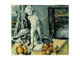 Still Life with Plaster Cupid, 1895 ジクレープリント : ポール・セザンヌ