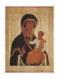 Icon of the Virgin Hodegetria, C. 1502-1503 Giclee Print by  Dionysius