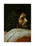 The Head of Saint John the Baptist, End 1830S Giclee Print by Alexander Andreyevich Ivanov