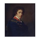 Portrait of Prince Ivan Baryatinsky, 1800 Giclee Print by Marie Louise Elisabeth Vigée-Lebrun