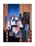 Violin and Guitar, 1913 Giclee Print by Juan Gris