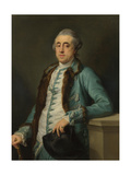 Portrait of John Scott  of Banks Fee, 1774 Giclee Print by Pompeo Girolamo Batoni