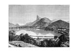 Harbour of Rio De Janeiro, 1898 Giclee Print