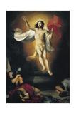 The Resurrection Wydruk giclee autor Bartolomé Estebàn Murillo