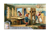 History of Paper: 5, C1900 Giclee Print