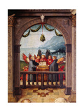 The Fountain of Life (Detail), 1519 Giclee Print by Hans Holbein the Elder
