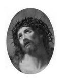 Christ Crowned with Thorns Giclee-trykk av Guido Reni