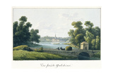 The Priory Palace in Gatchina, before 1817 Giclee Print by Andrei Yefimovich Martynov