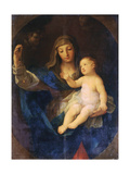 Virgin and Child Giclee Print by Guido Reni