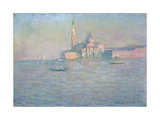 The Church of San Giorgio Maggiore, Venice, 1908 Giclee Print by Claude Monet